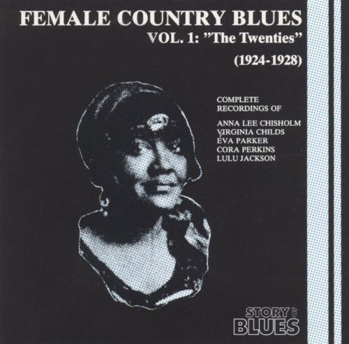Female Country Blues, Vol. 1: