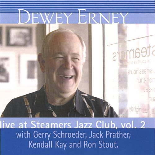 Live at Steamers Jazz Club, Vol. 2