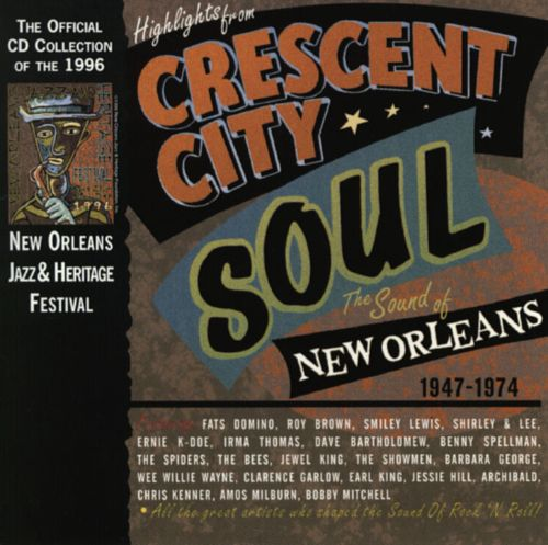 Highlights from Crescent City Soul