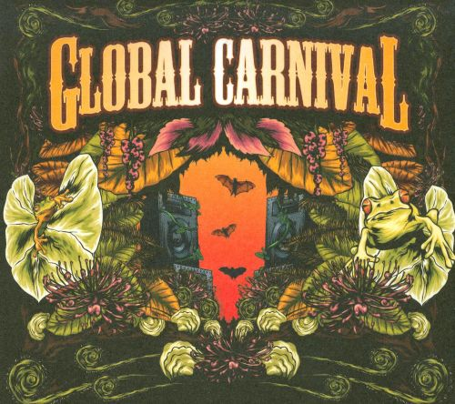 Global Carnival: A World Music Adventure