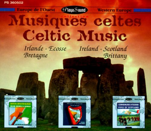 Celtic Music [Playasound]