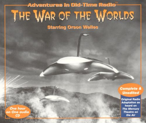 Radio Shows: War of the Worlds 10-30-38