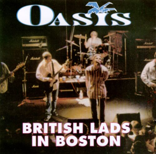 British Lads In Boston