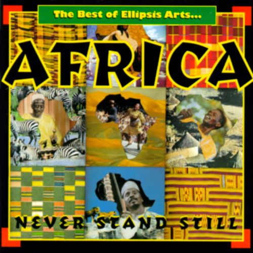 The Best of Ellipsis Arts: Africa