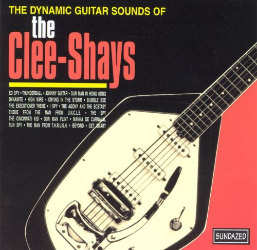 Dynamic Guitar Sounds of the Clee-Shays