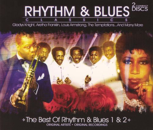 rhythm blues classics the best of rhythm blues vols 1 2 various artists songs. Black Bedroom Furniture Sets. Home Design Ideas