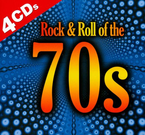 Rock and Roll of the 70's [Madacy 2008]
