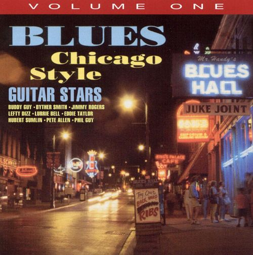 Blues Chicago Style: Guitar Stars