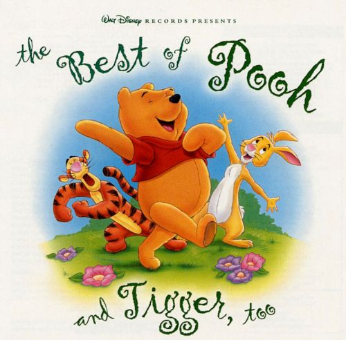 Best Of Pooh And Tigger Too Disney Songs Reviews Credits