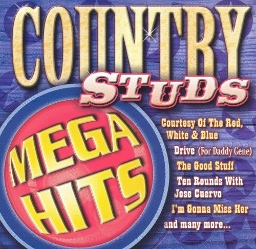 Country Studs Mega Hits