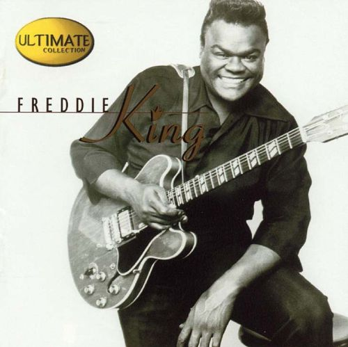 Ultimate Collection Jpg: Ultimate Collection - Freddie King