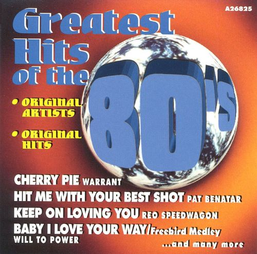 The Greatest Hits of the '80s, Vol. 9