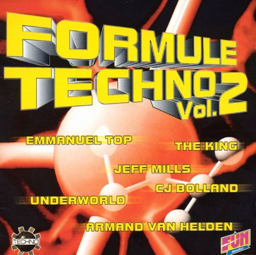 Formule Techno, Vol. 2
