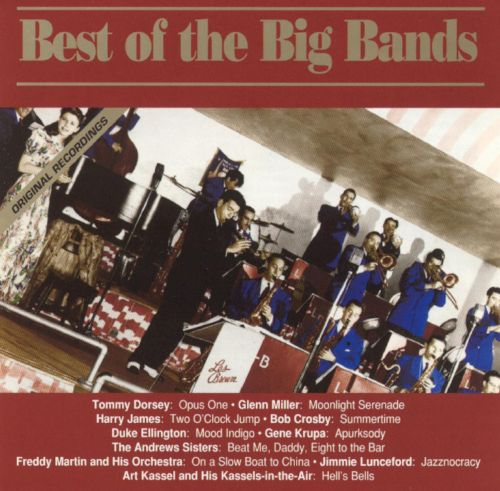 Best of the Big Bands [Intersound 1042]