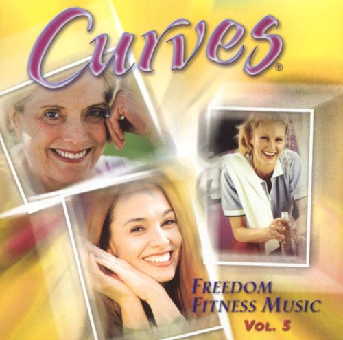 Curves Freedom Fitness Music, Vol. 5