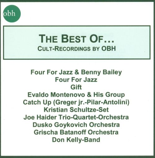 The Best of Cult-Recordings by OBH