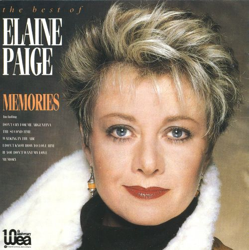The Best of Elaine Paige: Memories