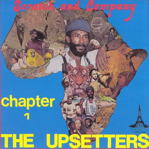 The Upsetters: Chapter 1
