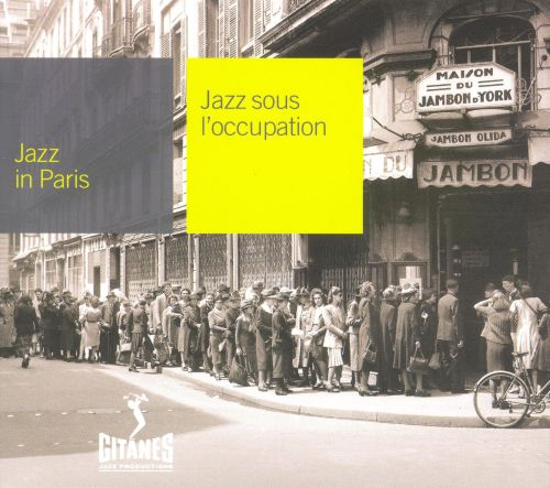 Jazz Sous L'Occupation