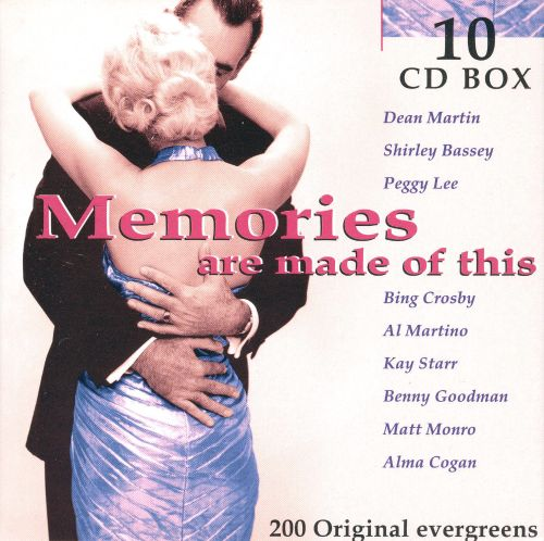 Memories Are Made of This [EMI Box Set]