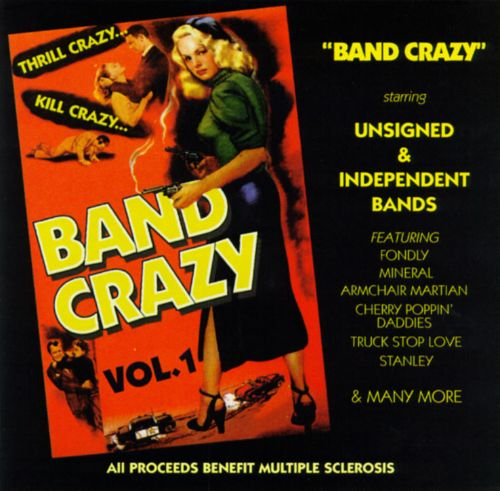 Band Crazy, Vol. 1: A Compilation For Multiple Sclerosis