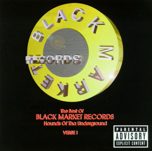 The Best of Black Market Records, Vol. 1