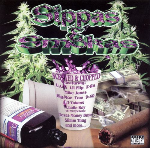 Sippas & Smokas: Screwed & Texas Chopped