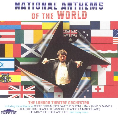 National Anthems of the World [Emporio]
