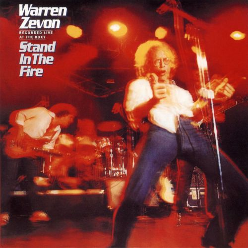 stand in the fire