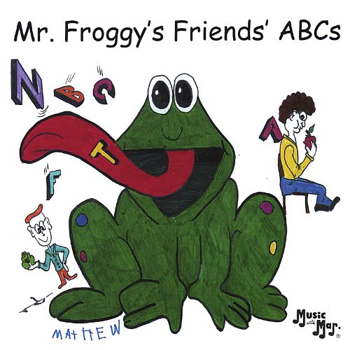 Mr. Froggy's Friends' ABCs