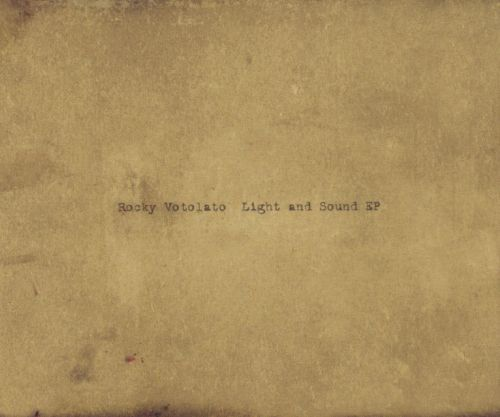 Light and the Sound [EP]