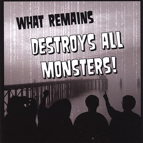 Destroys All Monsters!