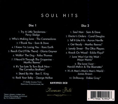 Forever Gold: Soul Hits