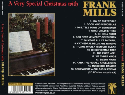 A Very Special Christmas with Frank Mills