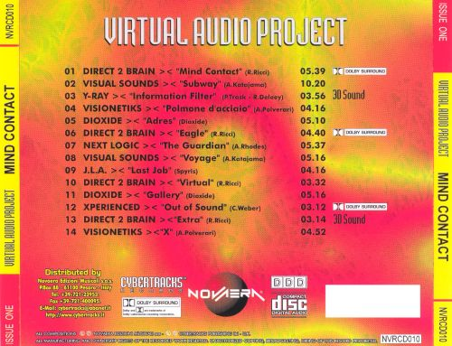 Virtual Audio Project: Mind Contact