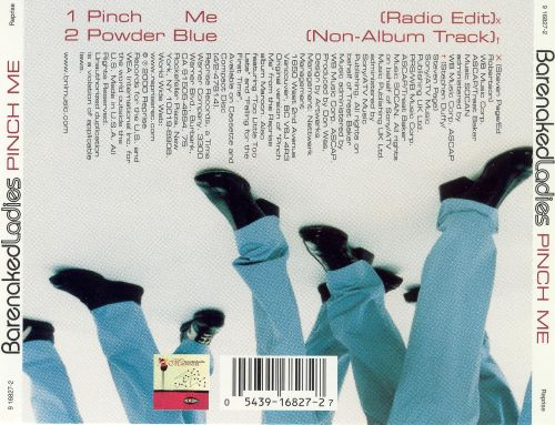 Pinch Me [Import CD]