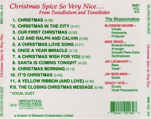 Christmas Spice So Very Nice