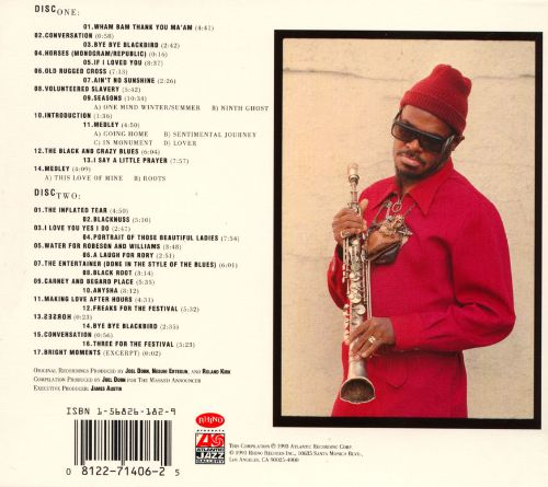 Does Your House Have Lions: The Rahsaan Roland Kirk Anthology
