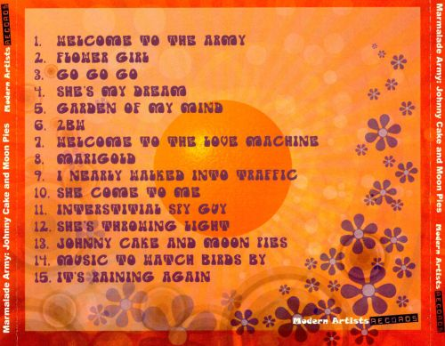 Johnny Cake and Moon Pies