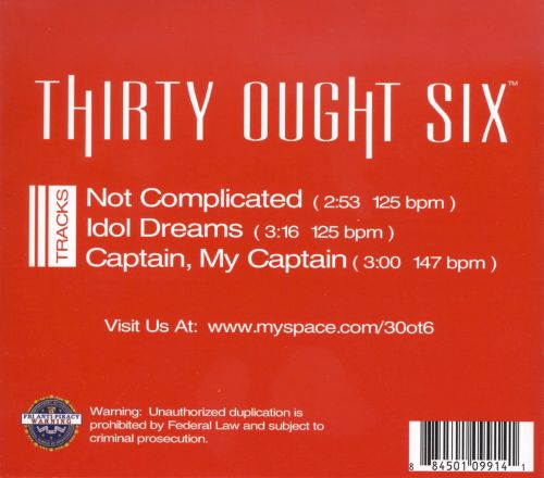 Thirty Ought Six [2009]