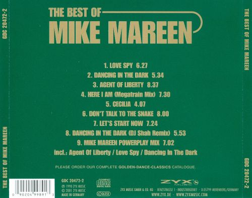 The Best of Mike Mareen