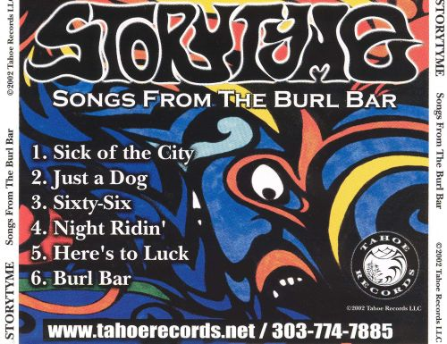 Songs from the Burl Bar