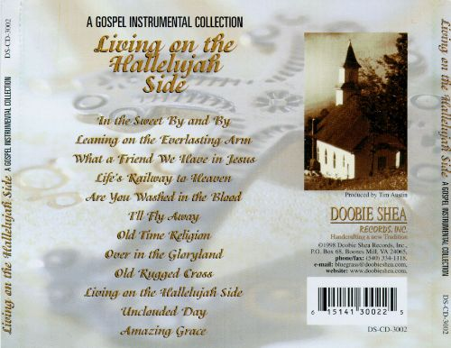 Living on the Halleujah Side: A Gospel Instrumental Collection