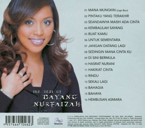 The Best of Dayang Nurfaizah