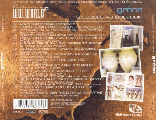 Collection WW.World Grèce