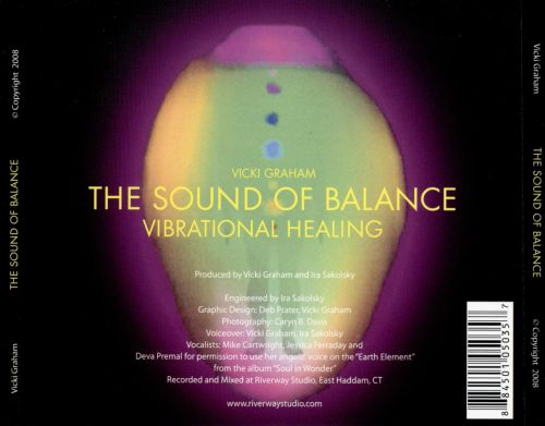 The Sound of Balance Vibrational Healing