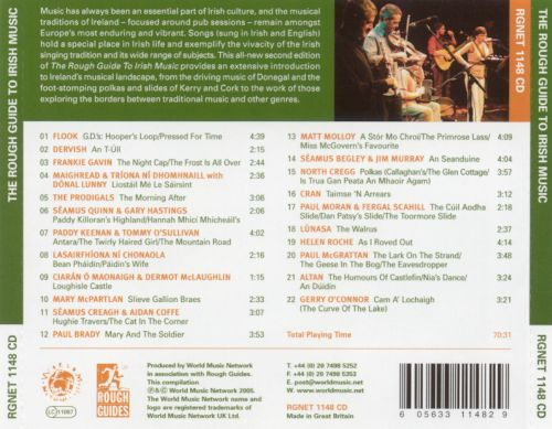 The Rough Guide to Irish Music: Second Edition