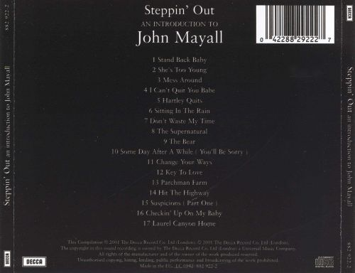 Steppin' Out: An Introduction to John Mayall & the Bluesbreakers