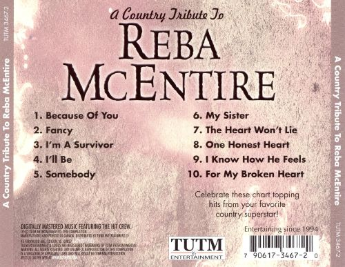 A Country Tribute to Reba McEntire