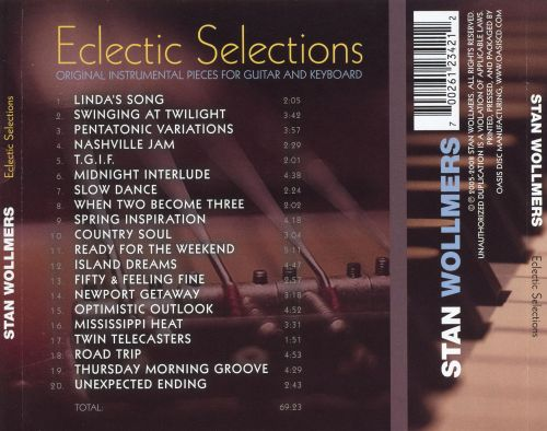 Eclectic Selections